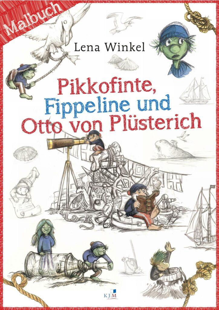 Pikkofinte, Fippeline und Otto von Plüsterich